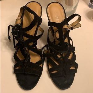 Coach Wedges 8.5